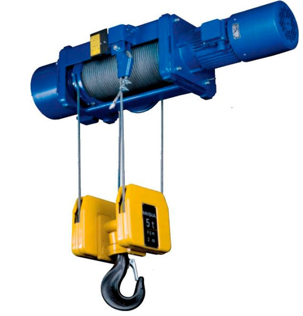 Elite Tools | Lifting Equipment | Electric Wire Rope Hoist | Misia ...