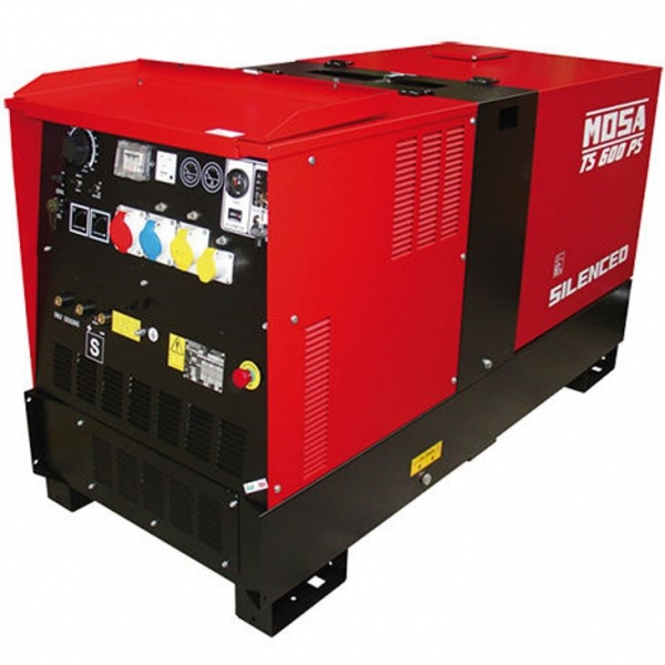 elite tools power generation welding equipment generators mosa welding genset ts ps bc